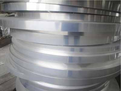 Aluminium Strip Aluminum Transformer Strip