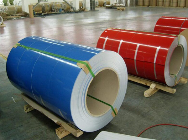 Color Coated Aluminum Sheet Plate