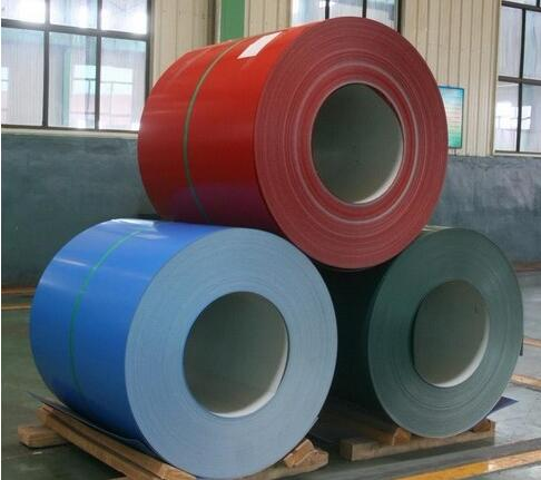 Prepainted 2mm 4mm 6mm aluminum coil stock colors