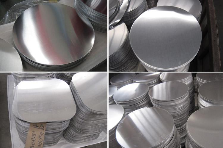 1060 Aluminium Disc