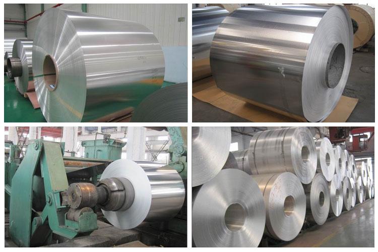 Aluminium coil sheet 1050 3003