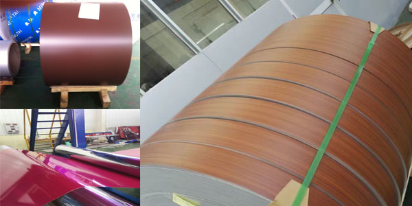 Aluminum Coil Stock Colors Aluminum Trim Coil Colors